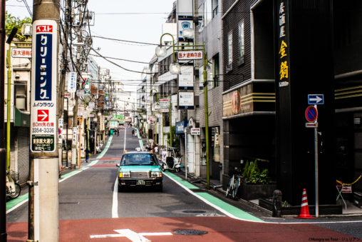 Shinjuku Back-alley